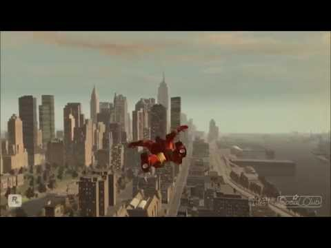 Iron Man Gta 4 mod:pc