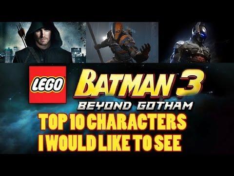 Lego Batman 3 Beyond Gotham Bane Lego Batman 3 Beyond