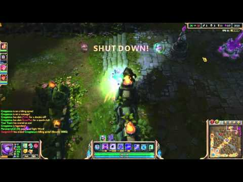 [League of Legends] - Duke School - Selassie [KP] - 11/16/2013