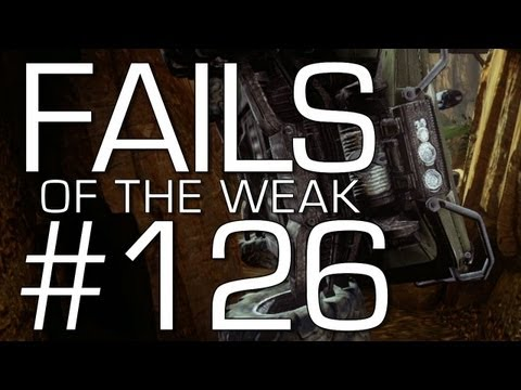 Halo 4 - Fails of the Weak Volume 126 (Funny Halo Bloopers and Screw-Ups!)