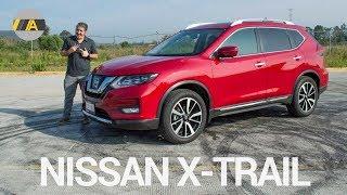 Nissan X-Trail 2018 - Sigue siendo una buena compra en la base