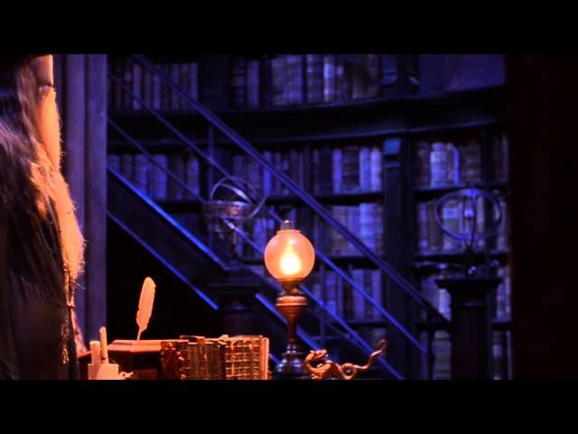 Janet Devlin Visits WB Studio Tour