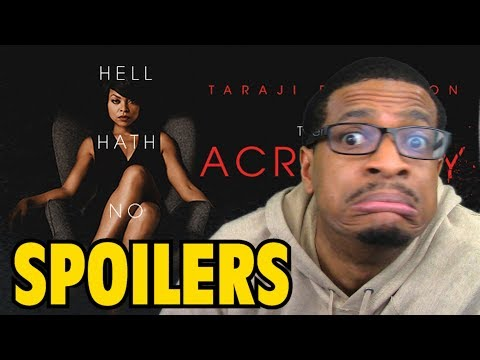 Tyler Perry's Acrimony SPOILERS MOVIE REVIEW
