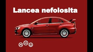 Verificare masina second hand la Craiova  Mitsubishi Lancer