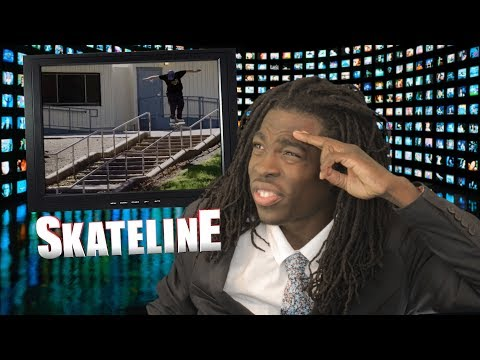 SKATELINE - Wes Kremer, Jamie Foy, The Flat Earth, Chase Webb, Stephen Lawyer