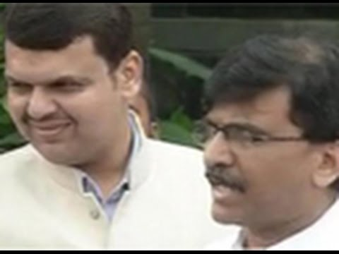 Shiv Sena-BJP meet on seat sharing