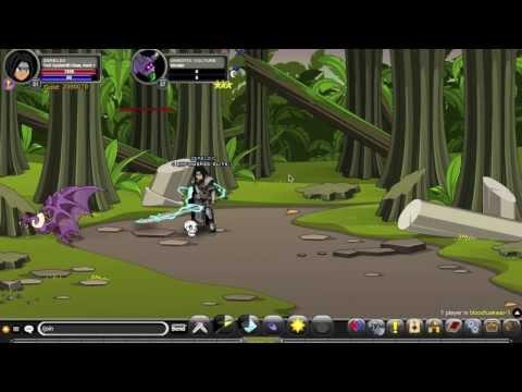 AQW Troll Spellsmith class guide