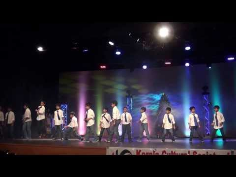 KCS Jingle Bells 2013 -pappu cant dance saala dance