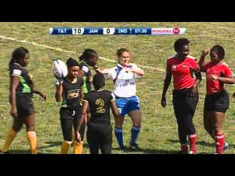 NACRA Women - Game 39 - Jamaica v Trinidad and Tobago