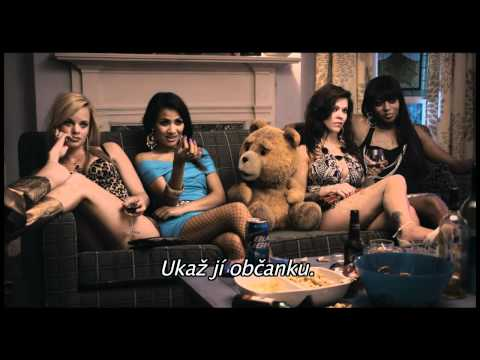 Ted (2012) trailer CZ