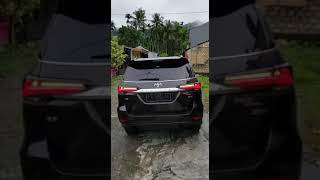 VLAND Toyota Fortuner 2017-UP Update Dynamic Full LED Tail Lights Lexus Style