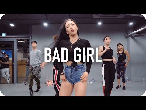 Bad Girl - Usher / Redlic Han Choreography thumbnail