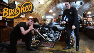 An In-Depth Tour of the Best Motorcycle Shop in London
