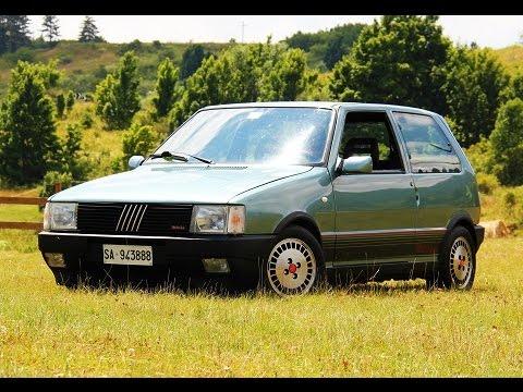 Fiat Uno Turbo - Davide Cironi drive experience