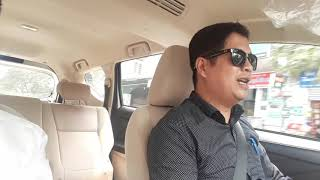 Car for rent hanoi with new expander