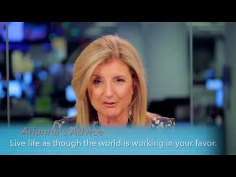 Arianna Huffington on What It Means To Thrive