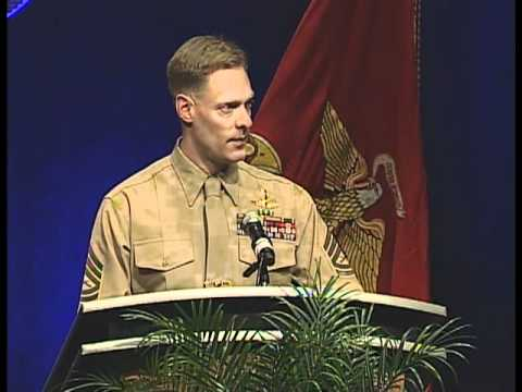 Hooked On Adrenaline - Part 1 - GySgt. Brad Colbert