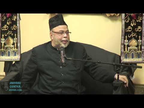Shahdat Imam Hasan Askar  Maulana Sadiq Hasan 2018/1440