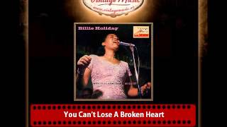 Watch Louis Armstrong You Cant Lose A Broken Heart Single video