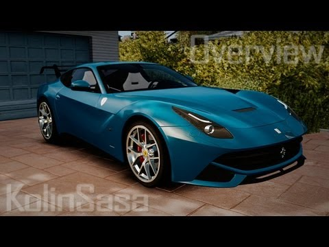 Ferrari F12 Berlinetta 2013 Knoxville Edition