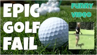 Epic golf fail 🔸 7 second of happiness FUNNY Video 😂 #389