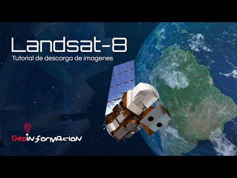 Descarga imagenes Landsat 8 (LDCM) - OLI - TIRS
