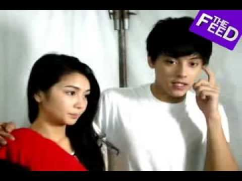 Behind the scenes on KathNiel's MMFF movie