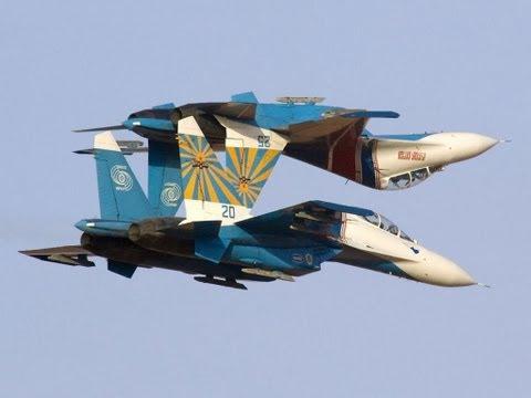 «Русские Витязи» на авиасалоне Aero India-2013