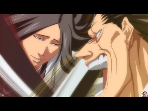 Bleach 523 Manga Chapter Review -- Unohana Vs Zaraki 