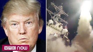 Lý do liên quân Mỹ, Anh, Pháp không kích Syria | VTC1