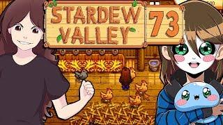 Die Jagd nach dem blauen Huhn! | Stardew Valley | #73