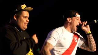 SONY vs INVERT Freestyle Batalla de los Gallos Perú 2015 Red Bull