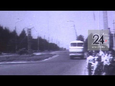 Сколько машин было в Нижнекамске в 1970 году