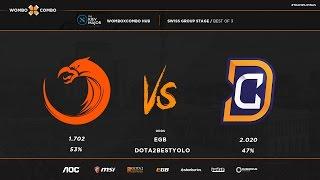 TNC vs DC Kiev major Game 1