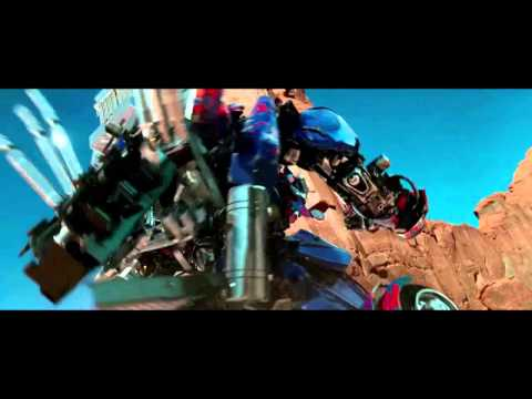 Michael Bay Transformers: The Touch