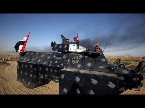 Iraq forces launch assault on IS bastion Fallujah