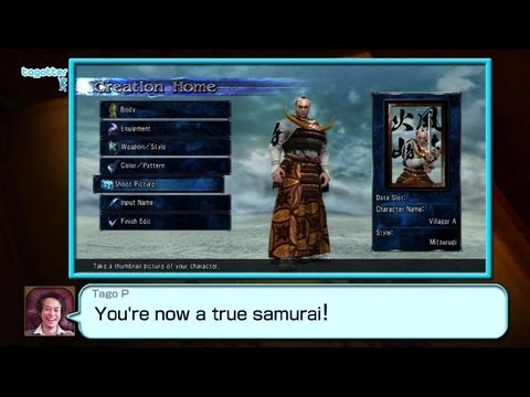 Soulcalibur V - X360 / PS3 - Character Creation!