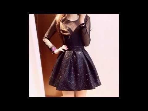 Vestidos de fiesta: Cortos 2014 ❤