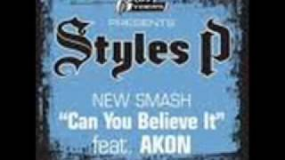 Akon Locked Up ft Styles P