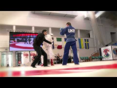2013 European Championship - Pankration Highlight