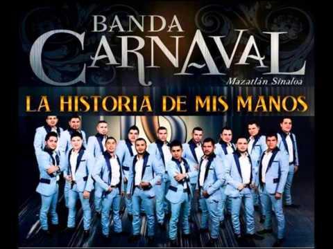 Por Si No Te Vuelvo A Ver Banda Carnaval 2014