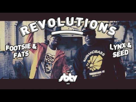 Lynx &#038; Seed ft. Footsie &#038; Fats &#8211; Revolutions [Music Video] | #FridayFeeling: SBTV | Grime, Ukg, Rap