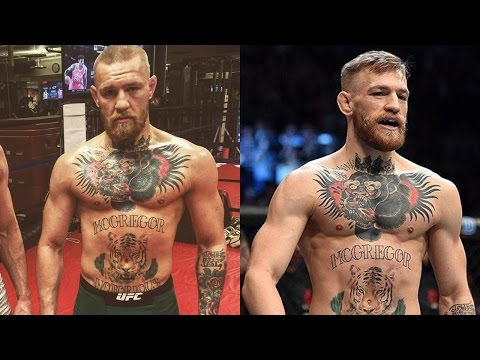 Conor McGregor Boxing Training | Punch Technique