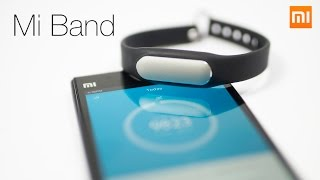 Xiaomi Mi Band - Unboxing, Set up & Hands On!