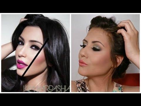 Pele Kim Kardashian - Tecnica Linha Mágica  (profissional)