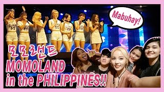WHAT HAPPENED TO MOMOLAND LIVE SHOW in SOLAIRE? (ft. Zeus Collins, Richard Juan, Baninay Bautista)