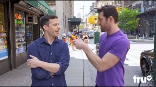Billy on the Street: The New Suicide Squad, with Andy Samberg!