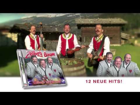 Die ZellbergBuam neue CD