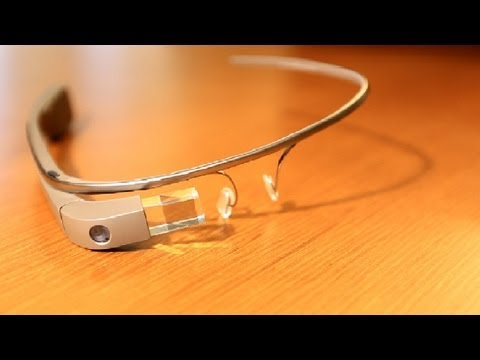Google Glass. | Hands-on