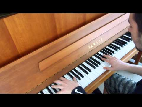 Hardwell feat. Jonathan Mendelsohn - Echo ( Piano Arrangement by Danny )